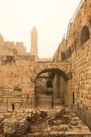 Sandstorm over The Citadel