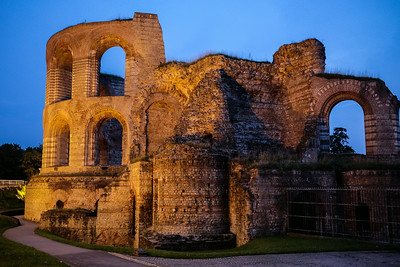Roman Baths, Trier Germany