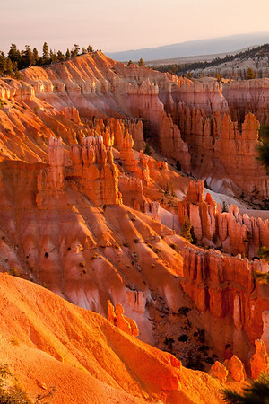 Sunset at Bryce NP