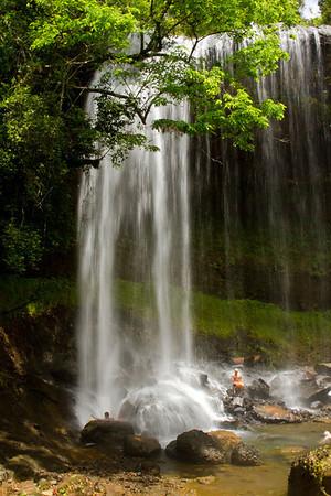 Ngardmar waterfall