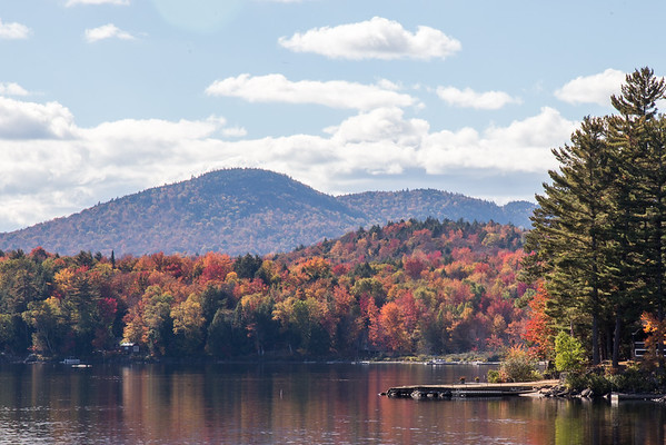 Adirondack fall