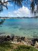 Pigeon Island bay