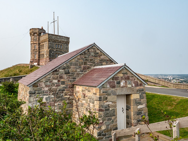 Signal Hill and Cabot Tower