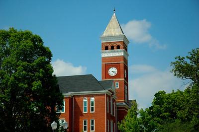 Tillman Hall - Clemson SC