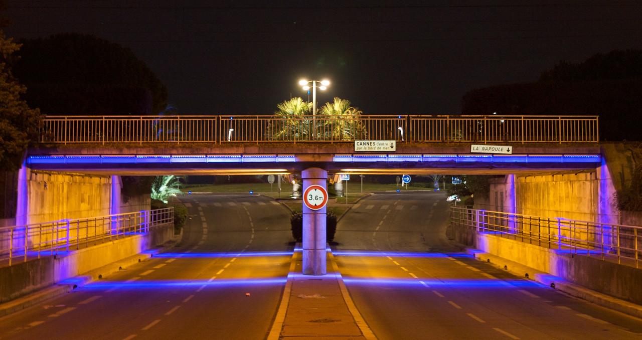 bridge, color