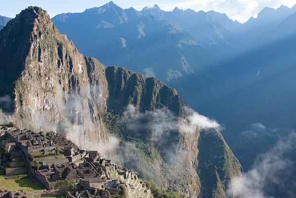 Machu Picchu, Peru, 2008