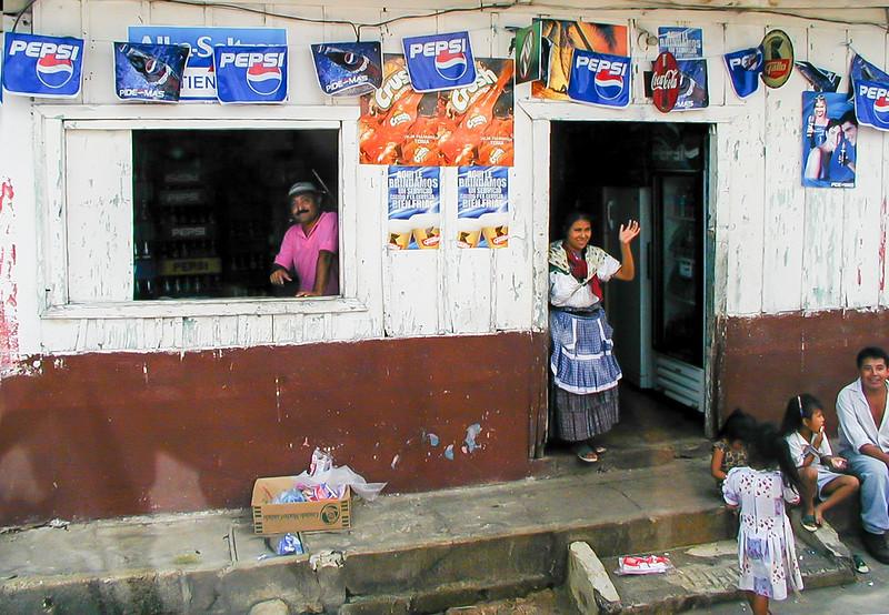 Village store