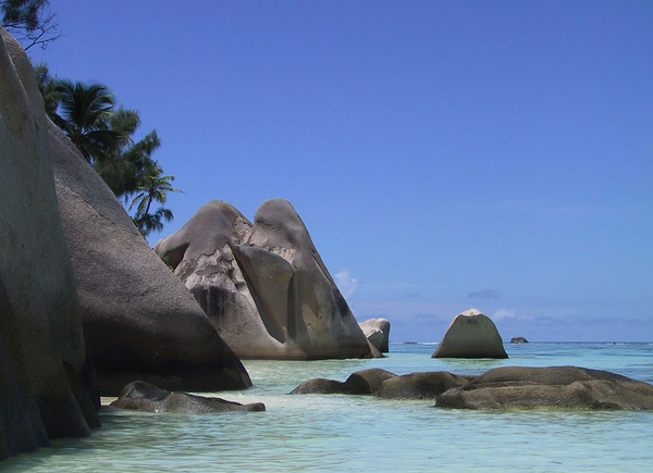 LaDigue, Seychelles