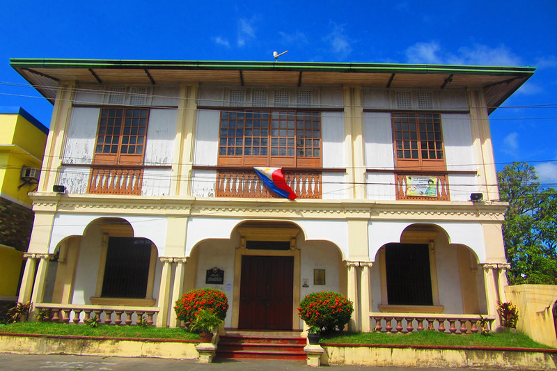 Benita Jara Ancestral House or the Silay SP Building