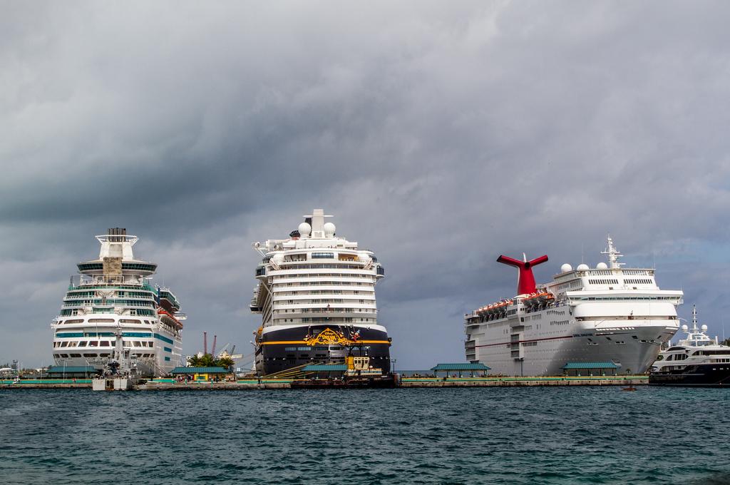 Port of Nassau