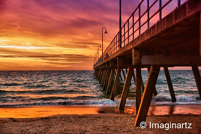 Glenelg Jetty - South Australia