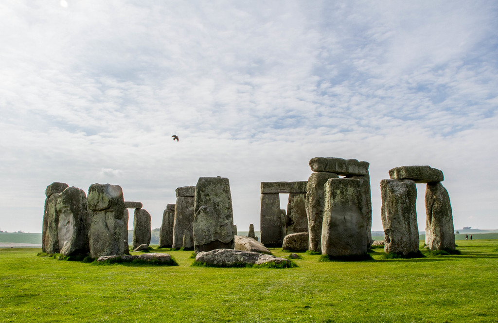 Stonehenge on Saturday