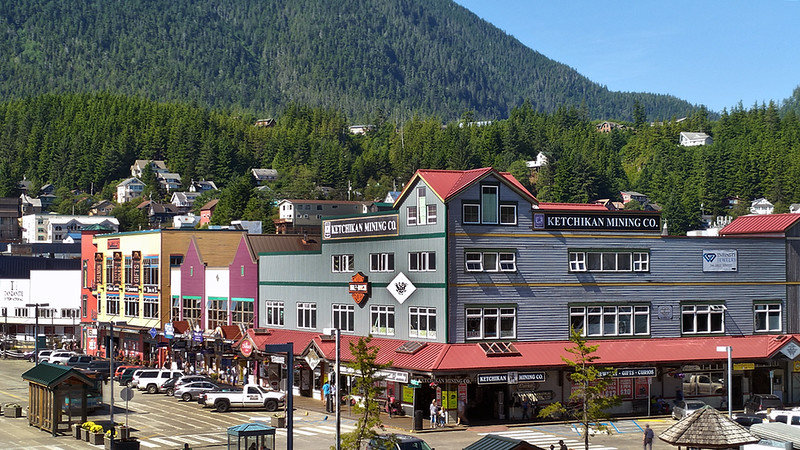 Ketchikan, Alaska. 2018