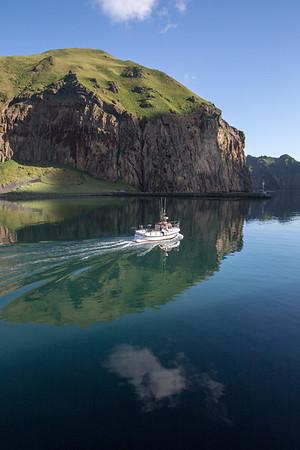 Heimaey Harbor, Westmann Islands