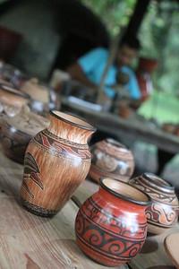 Johnny the potter, Sarapiquí, Costa Rica