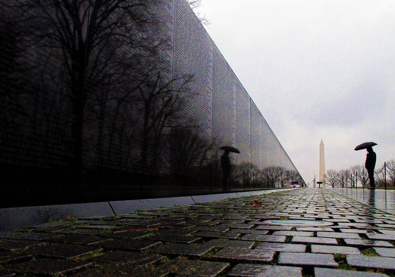 Vietnam Veterens Memorial, Washington, D.C.
