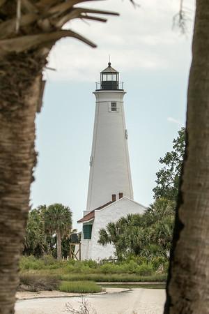 St Marks lighthouse