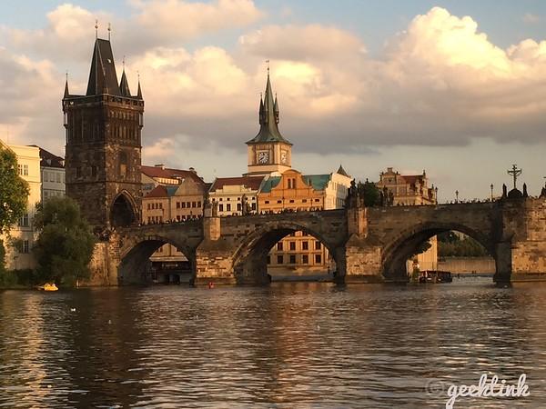 Prague Castle in the Czech Republic