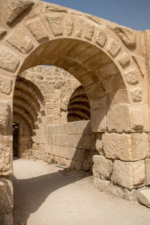 Jerash arch