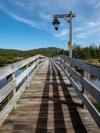 Terra Nova bridge