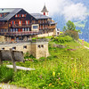 Casti-Wergenstein, Graubünden, Switzerland