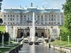 The Peterhof Palace in St. Petersburg, Russia.
