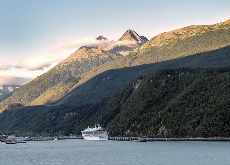 Skagway, Alaska 2018.