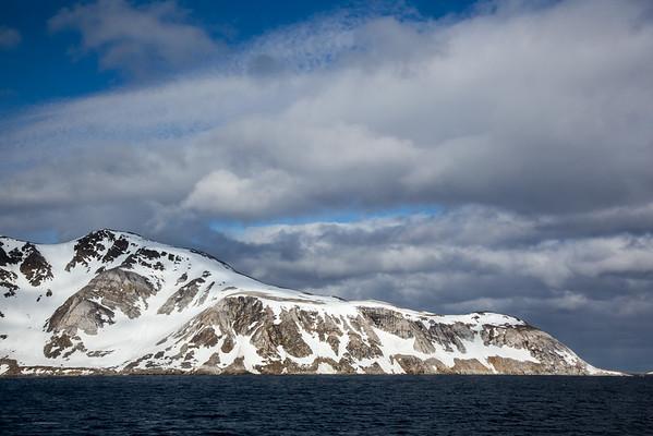 Svalbard scenery