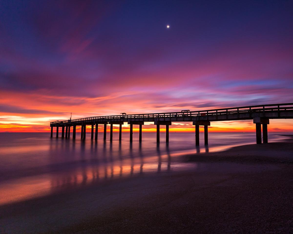 St. Augustine Sunrise, Florida