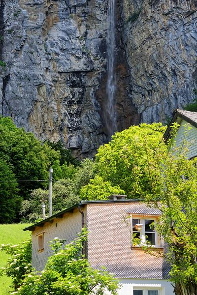 Seerenbachfälle am Walensee, St. Gallen, Switzerland