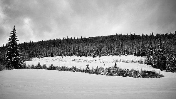 Cross-country skiing - Sun Peaks