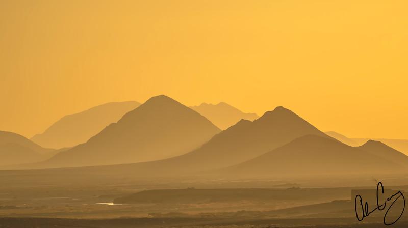 """""""Pyramids"""" of Kandahar"""