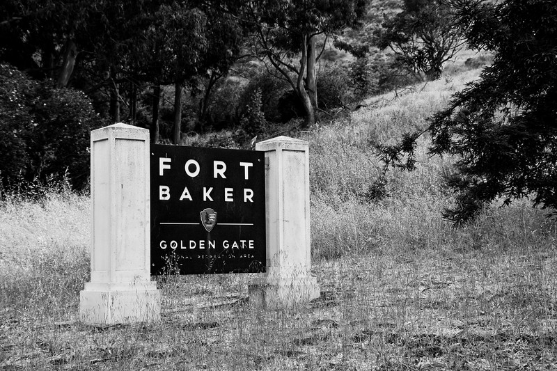 Fort Baker is part of the Golden Gate National Recreation Area (GGNRA).