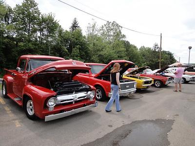 Shoneys Car Show - 5-21-11