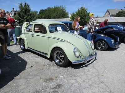 Simple Transport VW Car Show - 8-24-13