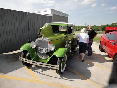 Sonics Car Show - 5-28-11