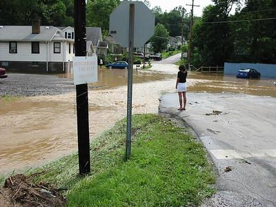 Fairmont Flood - 6-14-03