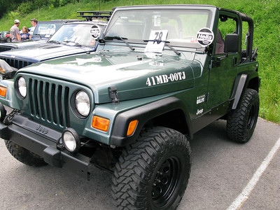 Jeep Show - 2008