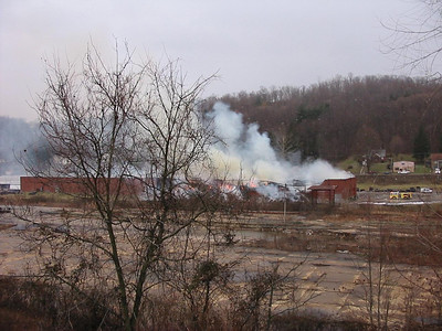 Speedway Warehouse Fire - 2-4-03