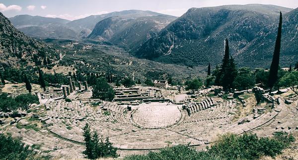 Delphi - Osiou Luka