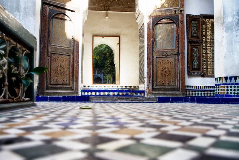 Marrakesh - Bahia Palace