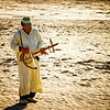 Essaouira - rebab player