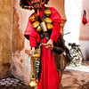 Marrakesh - guérrab  (water vendor)