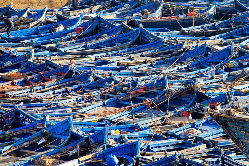 Essaouira - Harbour