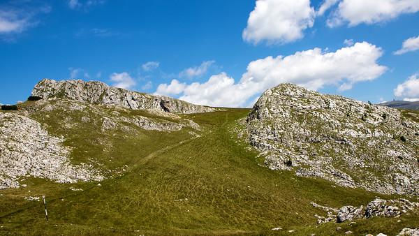 Valea Horoabei - Saua Strunga