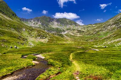 Valea Rea - Moldoveanu