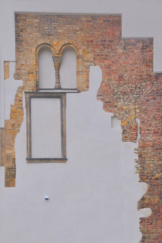 Old Wall in Prague~2985-1.