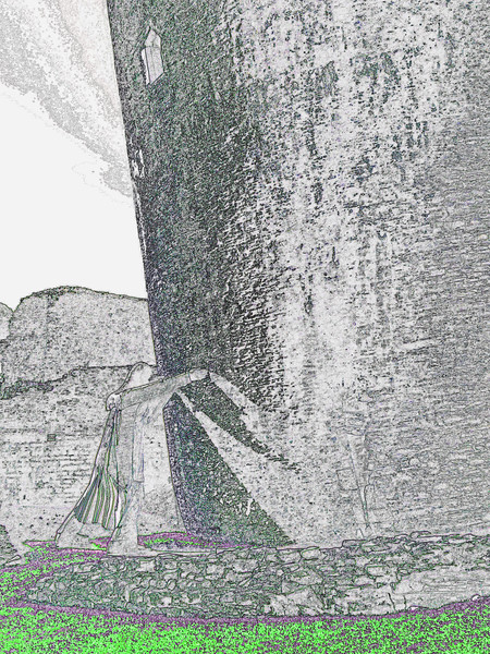 Caerphilly Castle~0261-1fe.