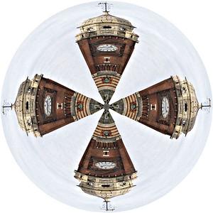 Crouch End Clocktower~1003-3pcr.