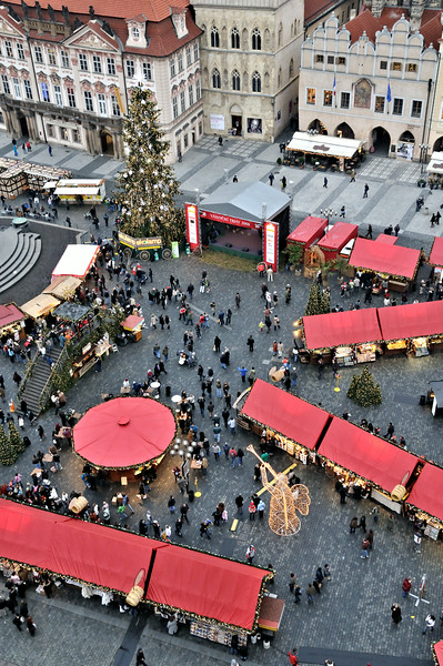 Christmas Market in Prague~3034-1.